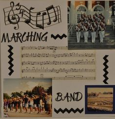 I want to make something like this for my senior year of band for my band friends :)