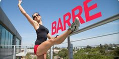 Autumn Calabrese's Lower Body Barre Workout for Sculpted Legs