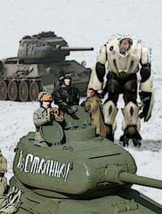 Frente Russa 1947