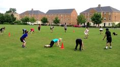 Healthy Fit Boot Camp | 11 Minute Pyramid #2 + BONUS Finisher! Visit: http://cre8studio.co.uk #fitness