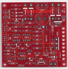 Paul's DIY electronics blog: Tuning a 0..30V DC 0..3A PSU DIY kit