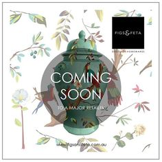 Welcome Figs & Feta into your home… Register at figsandfeta.com.au for the launch date.