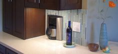 The first truly built-in the wall coffee system French Door Refrigerator, Carafe, Space Saving, Countertops, Kitchen Remodel, Brewing, Coffee Maker, Kitchen Appliances, Design Ideas
