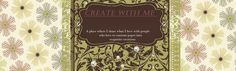 Blog Banner made with MDS from Stampin' Up