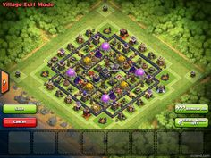 Massacore 2.0 - Solid Post-Update TH9 Farming Layout - http://cocland.com/base-layouts/massacore-solid-post-update-th9-farming-layout