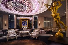 10 most luxurious hotels in the world lighting - Google Search