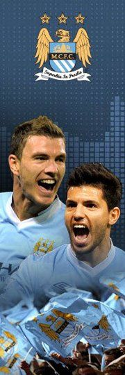 Manchester City FC love this team.