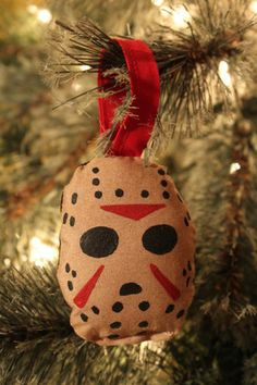 Horror Decor - Slasher Ornament