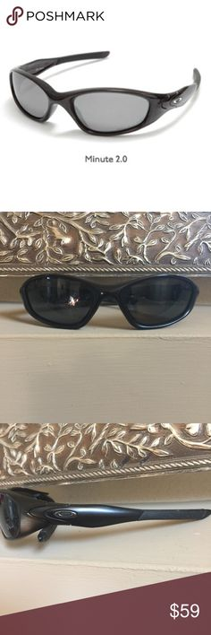 8a125cb43d Oakley Minute 2.0 Sunglasses These Oakleys are classic wraparounds.  Cleaning out my closet and looking