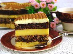 "blog z cukrem pudrem: ciasto ""Diabełek"""