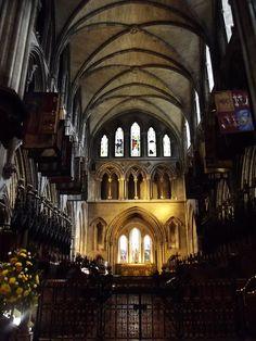 St Patrick's Chatedral - Dublin    WondIreland, másnéven Szent Patrik Írországa (1.rész) - Ever been