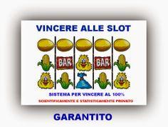SISTEMA GARANTITO DI VINCITA ALLE SLOT #slot #slotmachine #sistemi #gioco #fortuna #vincereslot #vincere