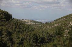 Jerusalem Park: la Gerusalemme che non ti aspetti   - Forests, Parks and Sites - KKL JNF – Keren Kayemeth LeIsrael – Jewish National Fund