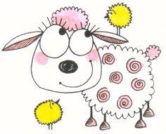 dibujos coloreados animales infantiles-Imagenes y dibujos para imprimir