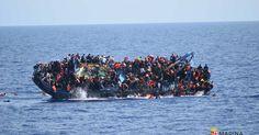 ONU estima 700 mortes de migrantes em três naufrágios nesta semana