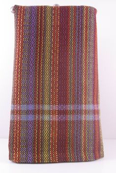 Whimsey and Tea handwoven dish towel