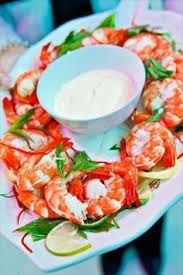 Cold Prawns for Aussie Christmas