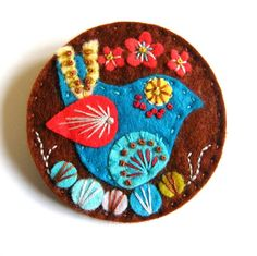 Brooch from designedbyjane on easy