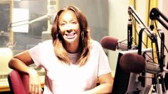 """DeDe McGuire of K104's """"DeDe in the Morning"""" Promoting her hosting """"Dating in the Digital Age"""" at The Ladies Roundtable"""