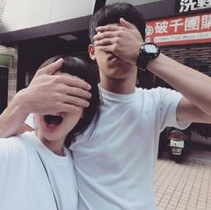 Find images and videos about cute, funny and couple on We Heart It - the app to get lost in what you love. Young Couples, Cute Couples, Relationship Goals, Find Image, We Heart It, Outfit, Fashion, Outfits, Moda
