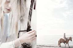 [Fashion Editorial] Ditte Isager de retour dans le Horse Rider's Journal Wild Photography, Equine Photography, Editorial Photography, Horse Story, Horse Fashion, Women's Fashion, Equestrian Style, Equestrian Fashion, Horse Photos