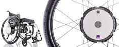 Alber Twion, Elektrische aandrijving voor handbewogen rolstoelen. Wheelchair Drive for manual wheelchairs