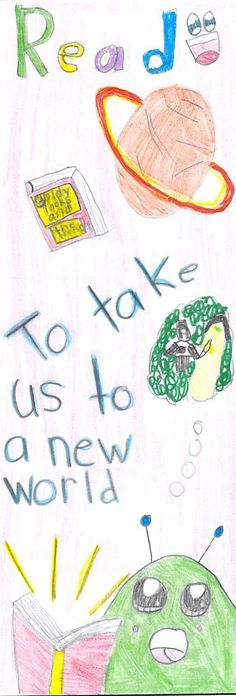 """""""Read to take us to a new world"""" by Aliam 