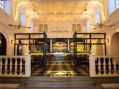ACME Hotel Company in #Chicago is a lifestyle boutique hotel that offers a fresh take on the usual hotel stay.