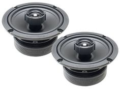 """CTX65 - Image Dynamics 6.5"""" 2-Way Coaxial Car Speakers by Image Dynamics. $119.99"""
