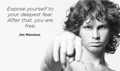 Poet, rock god and controversial bad boy, these Jim Morrison quotes on life, love and the universe show what an incredible philosopher he was too.