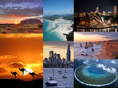 Australia, I shall be seeing you someday