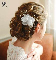 20 Etsy Wedding Headpieces That Sparkle