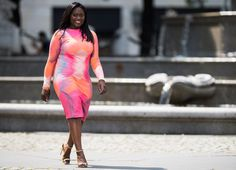 Danielle Brooks | Take a walk on the chic side with ESSENCE's Black Women in Hollywood honoree Danielle Brooks! Daring with a side of style, this OITNB actress knows how to wake-up her wardrobe with high-voltage patterns, colored flare and dark mysterious hues.