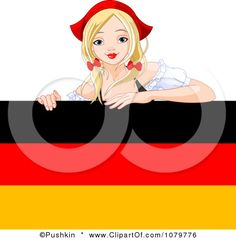 German and proud of it ;)