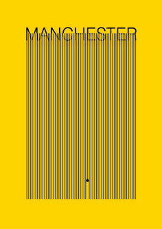 Manchester Hacienda rain poster – Wallpaper World Peter Saville, Joy Division, Poster Layout, Typography Poster, Typo Design, Print Design, Page Design, Layout Design, Event Poster Design