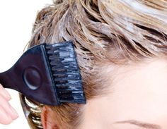 A Surprising Way to Stop Scalp Irritation Caused by Hair Dye
