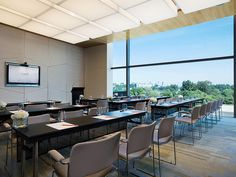 Workshop-Classroom at EAST, Beijing by swirehotels, via Flickr