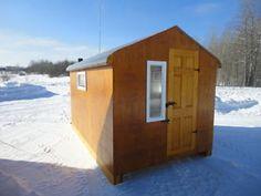 Kijiji: NEW ice huts with optional interiors