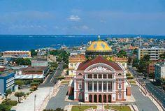 Conheça Manaus (AM) e encante-se com as surpresas que a região oferece :: Jacytan Melo Passagens