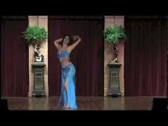 Sadie Belly Dance ~ Oriental August 2012 - YouTube- Great Performance