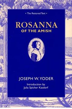 This thrilling narrative of an Irish Catholic baby girl brought up by an Amish woman, represents the beginnings of Mennonite literature in America. In this new