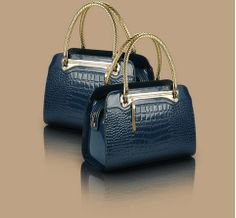 Handtas Ravenna navy - Damestassen - Vamoda online fashion
