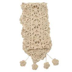 5fe47c4c4383 170 meilleures images du tableau Echarpes   Scarves, Crochet ...
