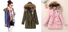 38€ για ένα μοντέρνο, ζεστό μπουφάν με στάμπα, εσωτερική επένδυση, πλαϊνές τσέπες, κουκούλα, σε 4 μεγέθη και 3 χρώματα (μπλε, ροζ, λαδί) και ΔΩΡΕΑΝ πανελλαδική αποστολή, από το NoPants Elinor! Αρχική αξία 69€ Canada Goose Jackets, Fur Coat, Winter Jackets, Fashion, Winter Coats, Moda, La Mode, Fasion, Fashion Models