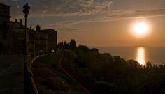 478  alba sull'adriatico - Vasto - Chieti - abruzzo (foto di Alessia Memol