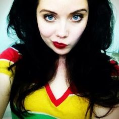 Grace Phipps as Snow White (Snow White and the Seven Dwarfs)