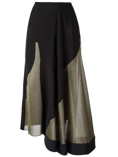Shop Esteban Cortazar metallic panelled asymmetric skirt in No30 MILANO from the world's best independent boutiques at farfetch.com. Shop 400 boutiques at one address.