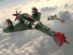 S-113 Viper o algo parecido a un caza de combate experimental de la segunda guerra mundial