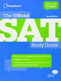 The Official SAT Study Guide Second Edition by The College Board | AMAZING BEST SELLER BOOK REVIEWS