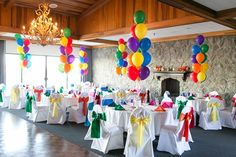 Matrimonio tema UP decorazioni palloncini. Wedding decorations theme movie UP Disney. #wedding